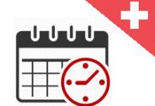Raspored rada u vrijeme praznika